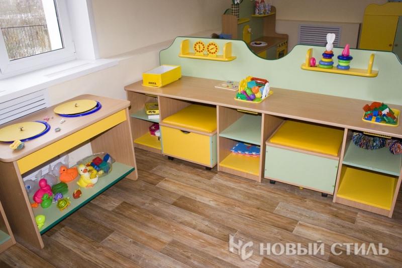 Детская сенсорная комната