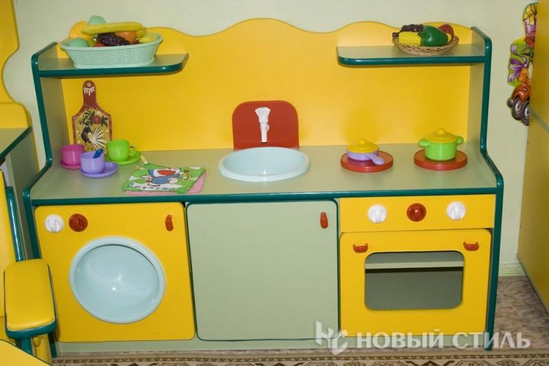 Детская кухня для детского сада своими руками 84