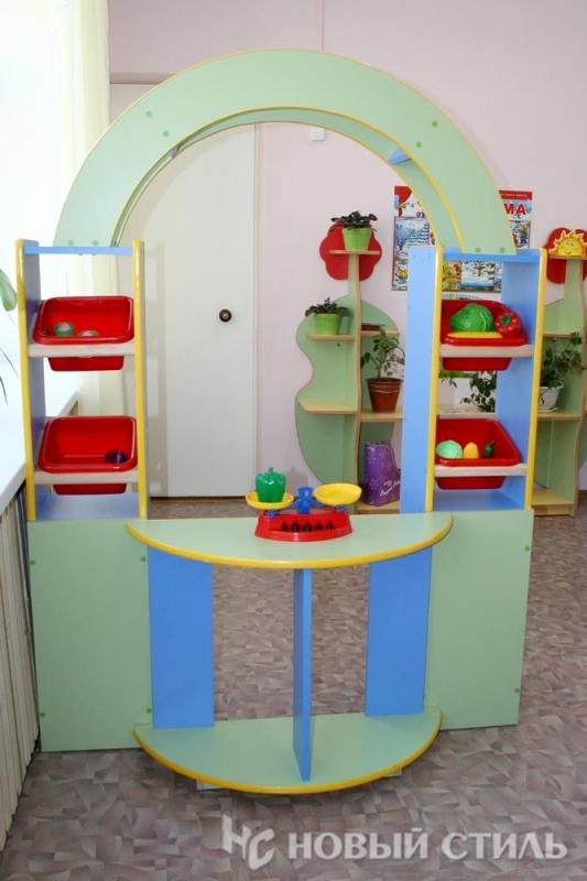 Детский уголок магазин своими руками