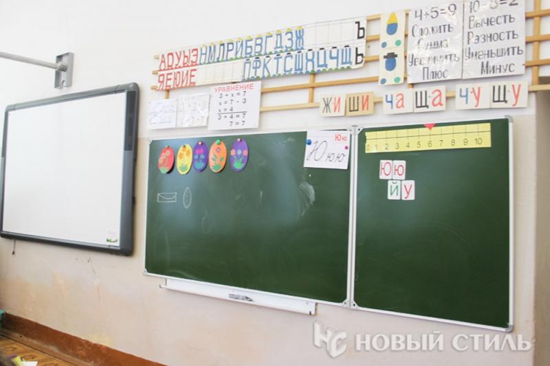 Наглядность для начальной школы своими руками 495