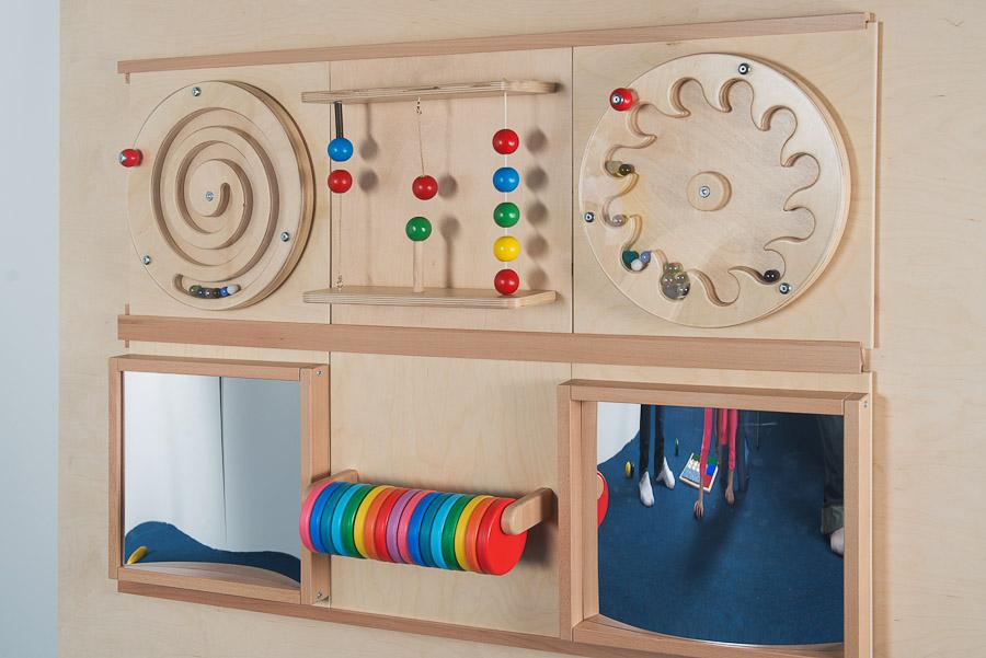 Игровой модуль для ребенка своими руками 41