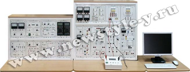...питания, измерителя мощности, мультиметров, миллиамперметров, измерительный, функционального генератора, диодов...