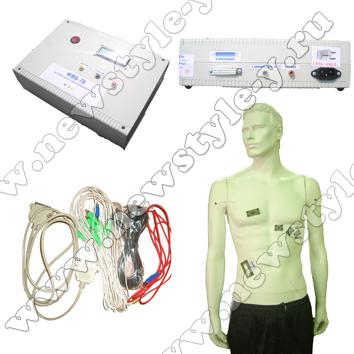 ...о биопотенциалах действия, теорию электрокардиографии, отведения при электрокардиографии, структурную схему ЭКГ.
