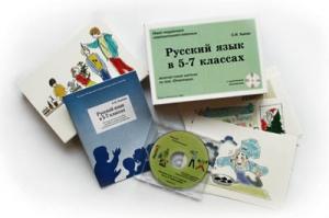 Орфография. Русский язык в 5—7 классах
